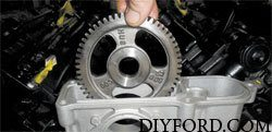 Ford Power Stroke Engine Assembly Guide - Step by Step e2