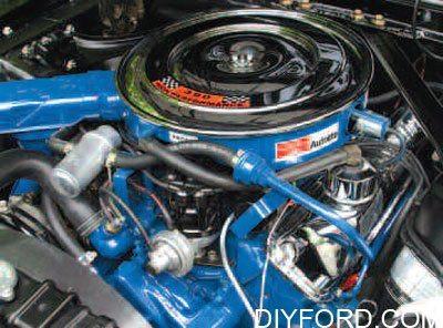 Ford Big-Block Engine Parts Interchange Specifications 2