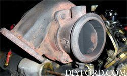 Ford Power Stroke 7.3L Engine Removal and Disassembly d3