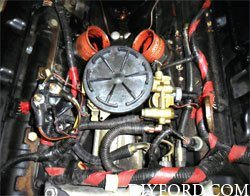 Ford Power Stroke 7.3L Engine Removal and Disassembly f3