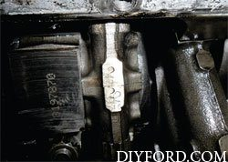 Ford Power Stroke 7.3L Engine Removal and Disassembly o3