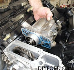 Ford Power Stroke Engine Assembly Guide - Step by Step e3