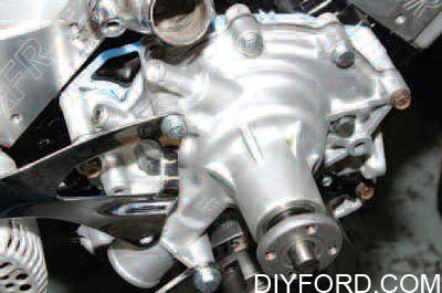 Ford Small-Block Engine Interchange Guide: Cooling System 3