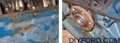 Oiling System Interchange for Big-Block Ford Engines 3