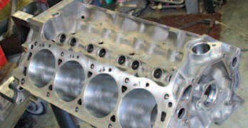 Ford Small-Block Engine Interchange Guide: Cylinder Block