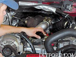 How to Install and Break-In Ford Power Stroke Engines f4