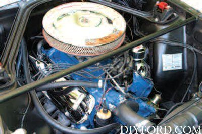 Ford Small-Block Engine Parts Interchange Specifications 4
