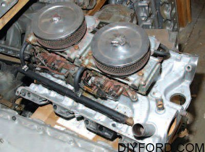 Induction System Interchange for Big-Block Fords Engines 4