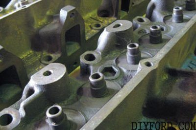 How to Choose Ford FE Engine Factory Cylinder Heads 5