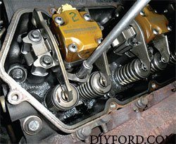 Ford Power Stroke 7.3L Engine Removal and Disassembly h5