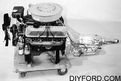 Ford Big-Block Engine Parts Interchange Specifications 5