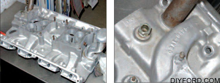 Induction System Interchange for Big-Block Fords Engines 5