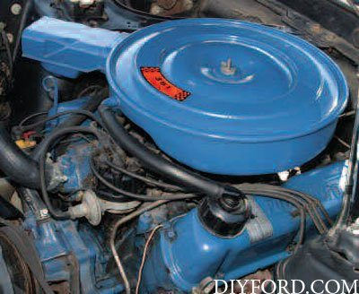 Ford Small-Block Engine Parts Interchange Specifications 6