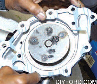 Ford Small-Block Engine Interchange Guide: Cooling System 6