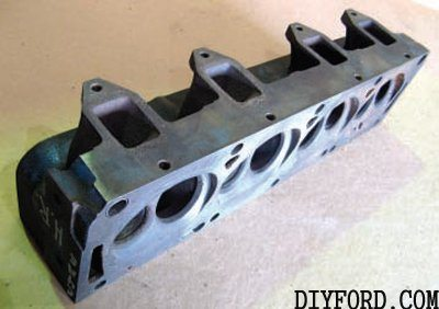 How to Choose Ford FE Engine Factory Cylinder Heads 7