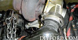Ford Power Stroke 7.3L Engine Removal and Disassembly c7