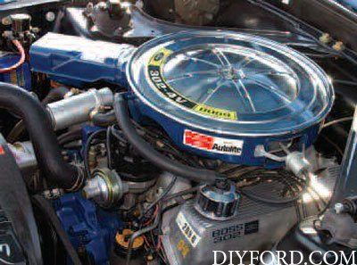 Ford Small-Block Engine Parts Interchange Specifications 7