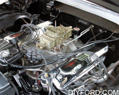 Ford Big-Block Engine Parts Interchange Specifications 7