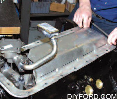 Oiling System Interchange for Big-Block Ford Engines 7