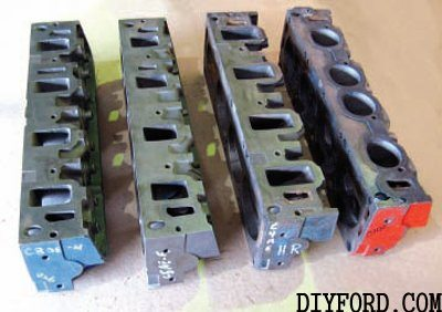 How to Choose Ford FE Engine Exotic Heads 8