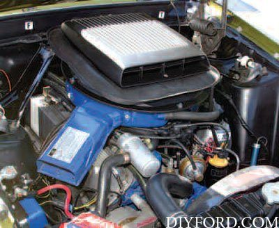 Ford Small-Block Engine Parts Interchange Specifications 8