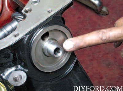 Oiling System Interchange for Small-Block Ford Engines 8