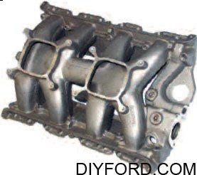 Induction System Interchange for Big-Block Fords Engines 8