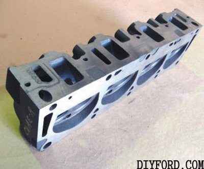How to Choose Ford FE Engine Factory Cylinder Heads 9