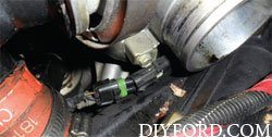Ford Power Stroke 7.3L Engine Removal and Disassembly c9