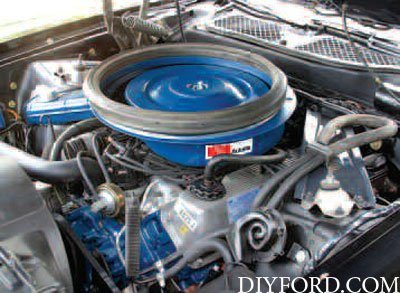 Ford Small-Block Engine Parts Interchange Specifications 9