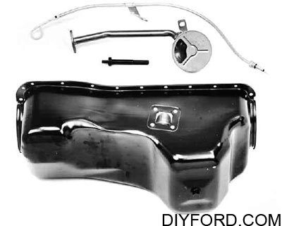 Oiling System Interchange for Big-Block Ford Engines 9