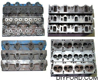 Cylinder Heads and Valvetrain Interchange for Big-Block Fords 9