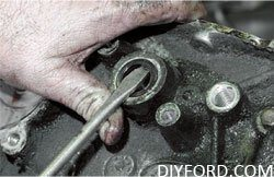 How to Disassemble Ford C4 and C6 Transmissions: Step by Step 10