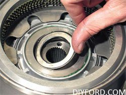 How to Build a Ford C6 Select Shift Transmission: Step by Step 10
