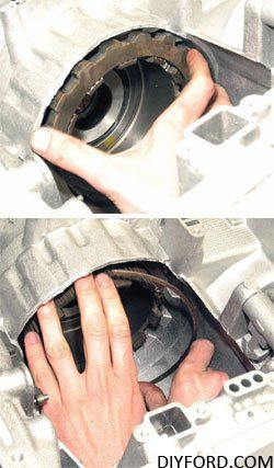 How to Build a Ford C6 Select Shift Transmission: Step by Step 11