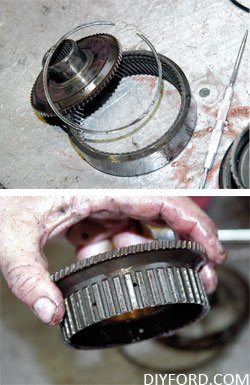 How to Disassemble Ford C4 and C6 Transmissions: Step by Step 11