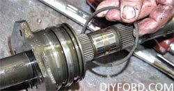 How to Disassemble Ford C4 and C6 Transmissions: Step by Step 13