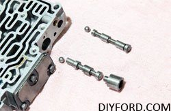 How to Install Shift Kits for Ford C4 Transmissions: Step by Step 14