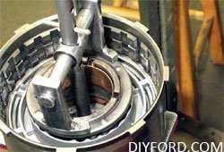 How to Disassemble Ford C4 and C6 Transmissions: Step by Step 15