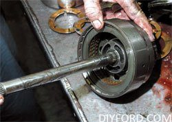 How to Disassemble Ford C4 and C6 Transmissions: Step by Step 16