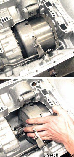 How to Build a Ford C6 Select Shift Transmission: Step by Step 1