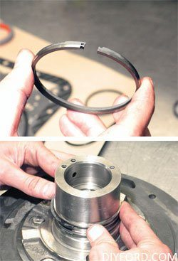 How to Build a Ford C6 Select Shift Transmission: Step by Step 2