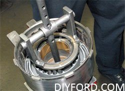 How to Build a Ford C6 Select Shift Transmission: Step by Step 3