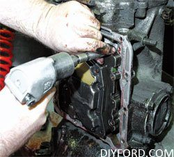 How to Disassemble Ford C4 and C6 Transmissions: Step by Step 3