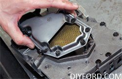 How to Install Shift Kits for Ford C4 Transmissions: Step by Step 5