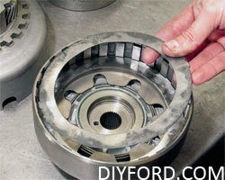 How to Build a Ford C6 Select Shift Transmission: Step by Step 5