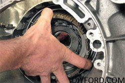 How to Build a Ford C6 Select Shift Transmission: Step by Step 6