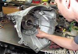 How to Build a Ford C6 Select Shift Transmission: Step by Step 7