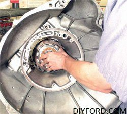 How to Disassemble Ford C4 and C6 Transmissions: Step by Step 7