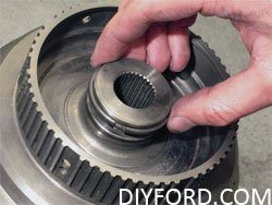How to Build a Ford C6 Select Shift Transmission: Step by Step 8